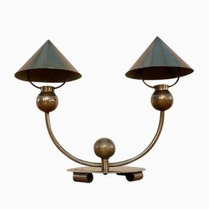 Modernist Table Lamp by Marc Errol for La Cremaillere, 1930s