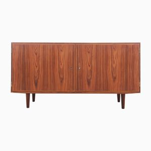 Mid-Century Modern Scandinavian Sideboard in Rio Rosewood by Poul Hundevad, 1960s