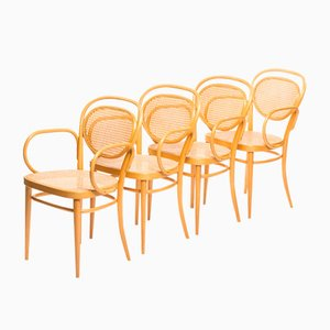 215 RF Vintage Dining Chairs from Thonet, 1970s, Set of 4