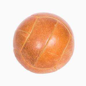 Leather Medicine Ball, 1960s