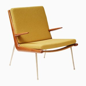 FD-159 Boomerang Chair by Peter Hvidt & Orla Molgaard-Nielsen for France & Daverkosen, 1950s
