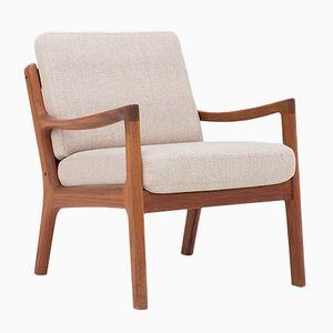 Modell 166 Sessel von Ole Wanscher für Cado, 1950er