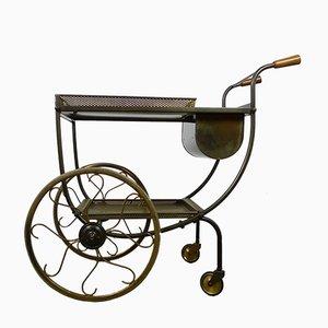 Chariot en Laiton par Josef Frank pour Svenskt Tenn, 1950s