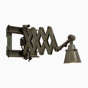Lampe à Ciseaux Vintage par Curt Fischer pour Midgard