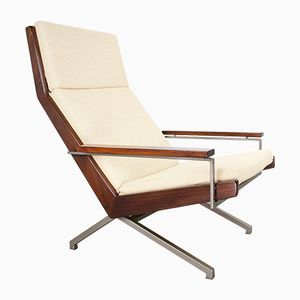 Large Lotus Lounge Chair by Rob Parry for De Ster Gelderland, 1960s