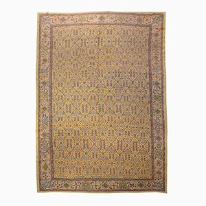Antique Wool Carpet from Ziegler Switzerland Co