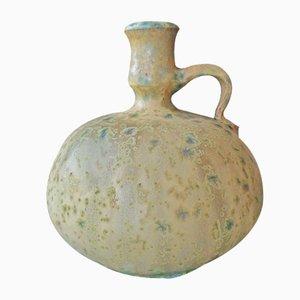 Mid-Century Studio Line Jug Vase by Dudas Laszlo for Ceramano