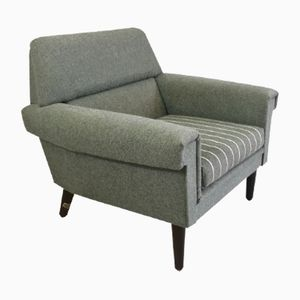 Dänischer Grüner Sessel, 1970er