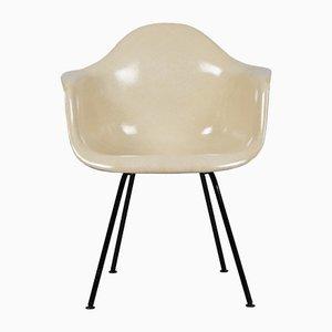 DAX Armlehnstuhl mit H-Gestell von Charles & Ray Eames für Herman Miller, 1960er
