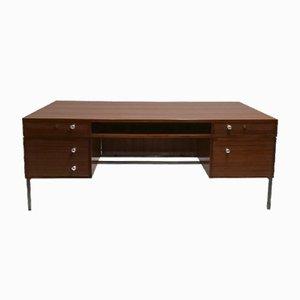 Mid-Century President Desk by Joseph Andre Moth for Dassass