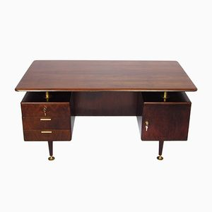 Vintage Poly-Z Rosewood Desk by A. A. Patijn for Zijlstra Joure