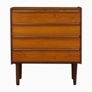 Mid-Century Modern Danish Teak Commode