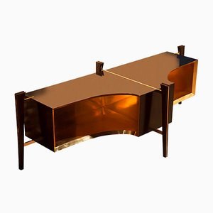 Dark Vador Wooden Console by SORS Privatiselectionem, 2017
