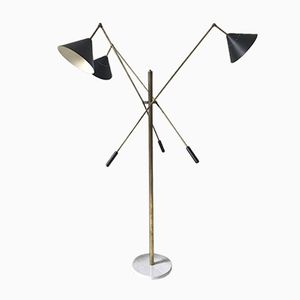 Vintage Italian Floor Lamp from Stilnovo