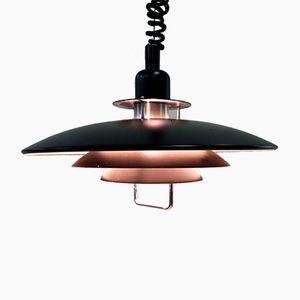 Metal Pendant Lamp, 1960s