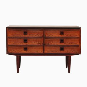 Danish Rosewood Sideboard from Brouer, 1960s