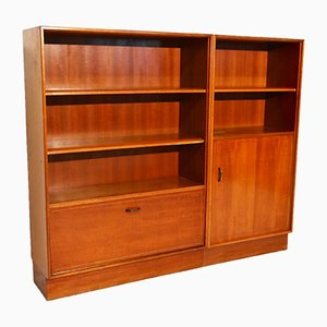 Vintage Bookcases from Formule, Set of 2