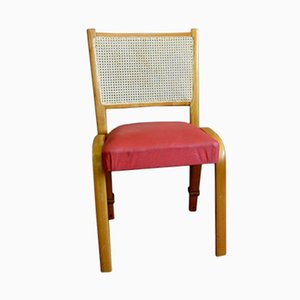 Bugholz Stuhl von Wilhelm von Bode für Steiner, 1950er
