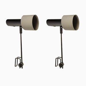 Projecteurs de Bureau Mid-Century d'Arteluce, Set de 2