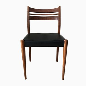 Teak Side Chair, 1970s