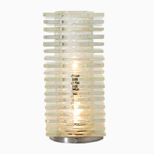 Lampe de Bureau Vintage en Verre de Poliarte