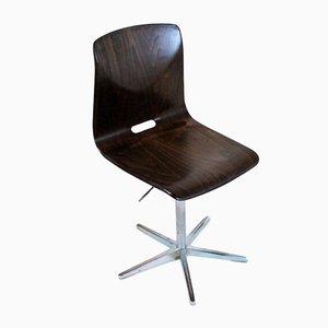 Drehbarer Schweizer Mid-Century Sessel von Embru, 1960er