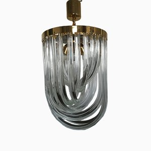 Mid-Century Chandelier by Paolo Venini for Venini, 1960s