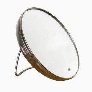 Vintage Shaving Mirror with Lamp by Marcel Breuer for Zeiss