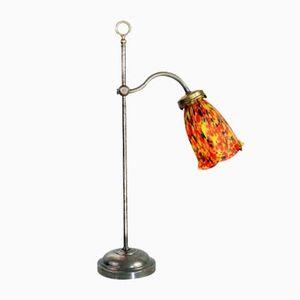Schwanenhals-Lampe, 1930er