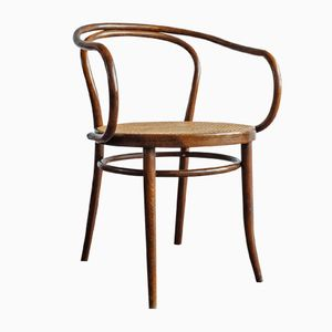 Bentwood Chair from Drevounia, 1950s