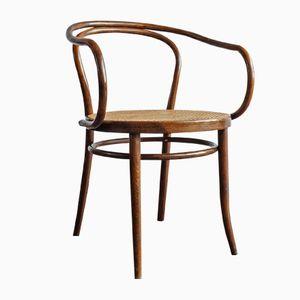 Stuhl aus Bugholz von Drevounia, 1950er