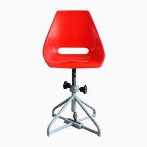 Adjustable Chair by Miroslav Navrátil for Vertex, 1960s