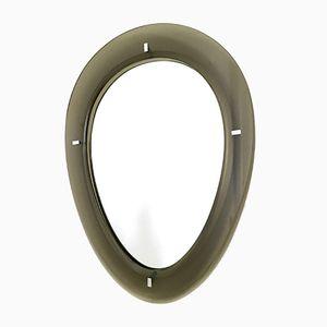Spiegel mit Abgeschrägten Ecken von Fontana Arte, 1950er