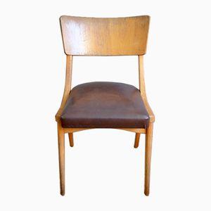Sedia in legno, anni '50