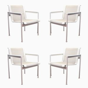 Chairs by Richard Schultz for B&B Italia / C&B Italia, 1990, Set of 4