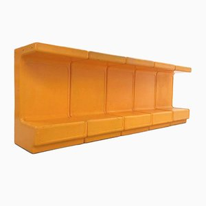 Modulare Bar von Wolfgang Feierbach für FG Design, 1974