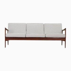 Sofa von Ib Kofod Larsen für OPE Mobler, 1960er