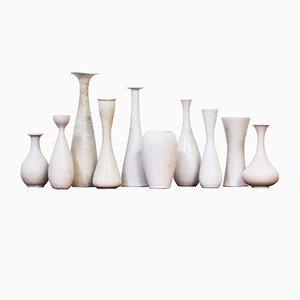 Vasen von Carl-Harry Stålhane für Rörstrand, 1950er, 10er Set