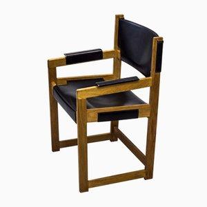 Schwedischer Armlehnstuhl von Sven Kai Larsen für Rälta Snickeri, 1960er