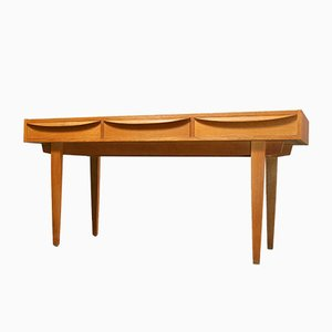 Desk 602 by Franz Ehrlich for Deutsche Werkstätten Hellerau, 1960s