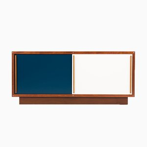 Sideboard by Andre Sornay in Mahogany, 1960s