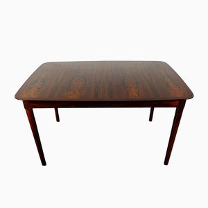 Extendable Rosewood Dining Table from Lübke, 1960s