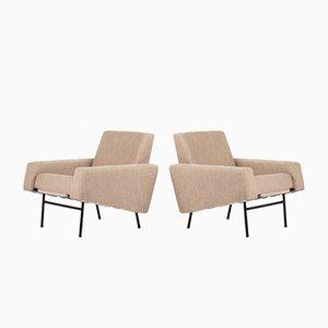 G10 Sessel von Pierre Guariche für Airborne, 1950er, 2er Set