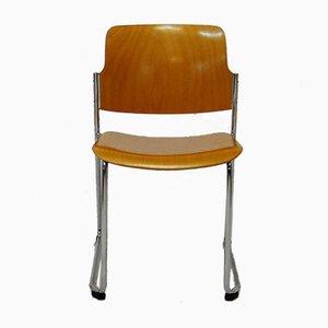 Stuhl aus Schichtholz von Drabert, 1970er