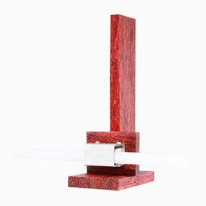 Structural Skin Table Lamp Nº04 by Jorge Penadés
