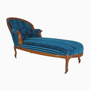 Chaise longue in noce, Francia, XIX secolo