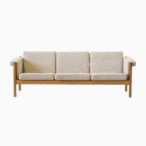 Modell GE-40 Drei-Sitzer Sofa von Hans J. Wegner für Getama, 1950er