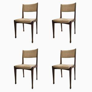Modell 693 Stühle von Carlo de Carli für Cassina, 1958, 4er Set