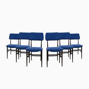 Dining Chairs by Vittorio Dassi for Edmondo Palutari, Set of 6