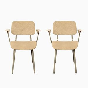 Revolt Chairs by Friso Kramer for Ahrend De Cirkel, 1965, Set of 2